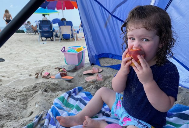 Best Beach Gear and Hacks for Families with Young Kids: Tents and Umbrellas