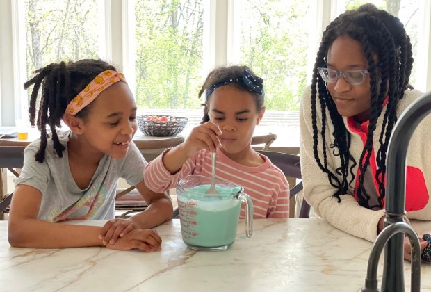 Stars Wars Day Activities for Kids:Bantha Blue Milk, anyone?