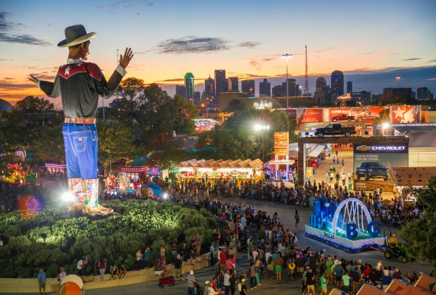 Time your visit with the State Fair of Texas! Photo courtesy VisitDallas