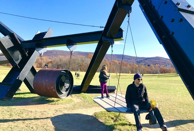 Storm King is a great spring day trip destiniaton