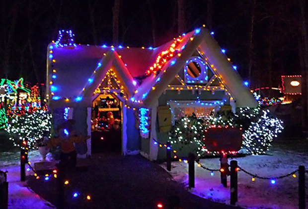 Turtle Back Zoo Christmas Lights 2019.New Year S Weekend Fun For New Jersey Kids Mommypoppins