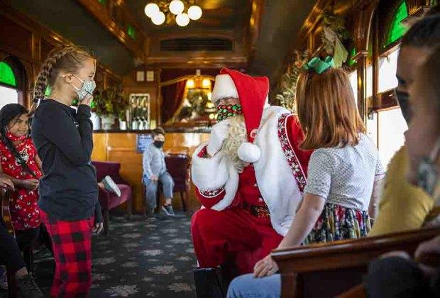 Christmas Fun Near Me 2020 Polar Express and Christmas Trains Near NYC For 2020