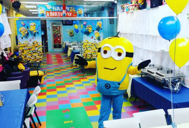 7 NYC Arcades for Kid Video Game Birthday Parties
