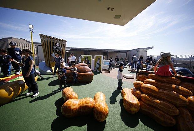Yankee Stadium Opens Kids Playground for All Ticket Holders