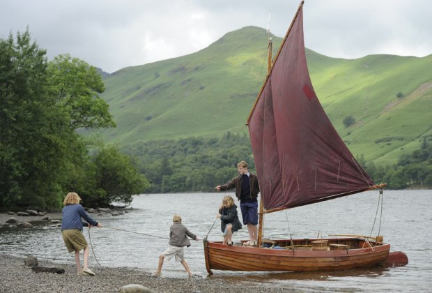"Image of ""Swallows and Amazons"" courtesy of the Jacob Burns Film Center"