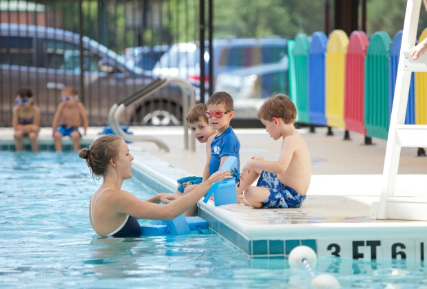 How to Choose a Swim Instructor