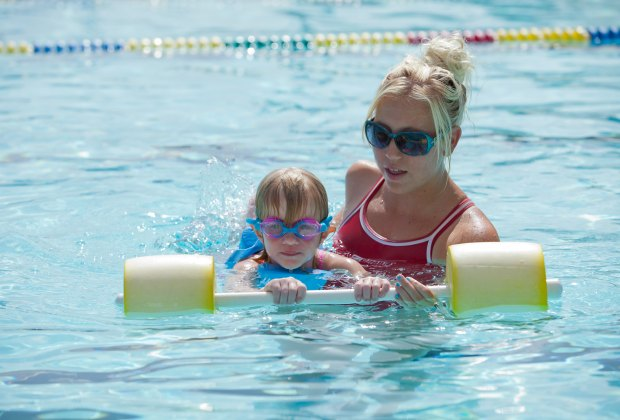 Special Needs Swimming Lessons Long Island