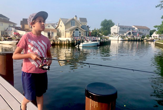 Fishing on Long Island: Where Kids and Families Can Drop a