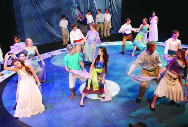 Get to know the classics at the Shakespeare Theater of New Jersey's summer camp. Image courtesy the theater.