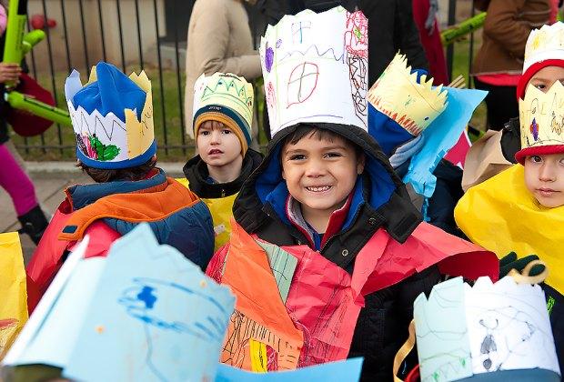Celebrate Three Kings Day at El Museo del Barrio. Photo courtesy of El Museo del Barrio