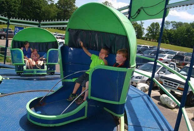 Photo courtesy of Quassy Amusement & Waterpark
