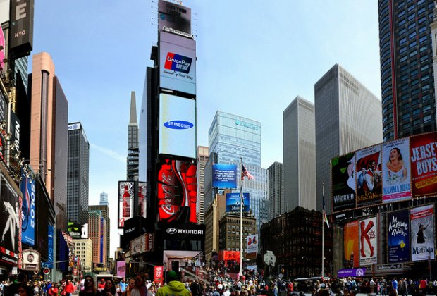 Best kid eats near times square and rockefeller center for Things to do in times square nyc
