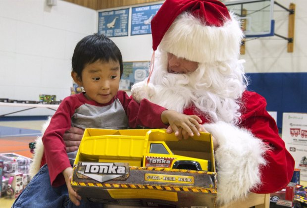 Where To Donate Toys for the Holidays: Toys for Tots, Spark