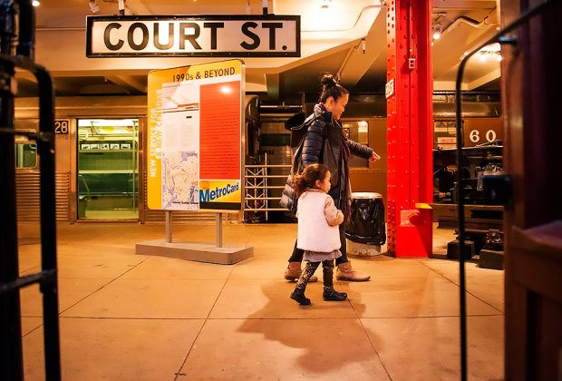 New York Transit Museum: An Amazing Underground Museum