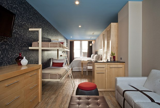 19 Best Family Hotels in New York City With Perks for Kids