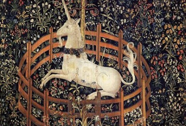 The Unicorn Tapestries are a highlight of the Cloisters' collection