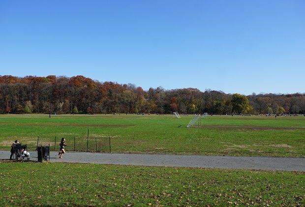 green fields van cortlandt park