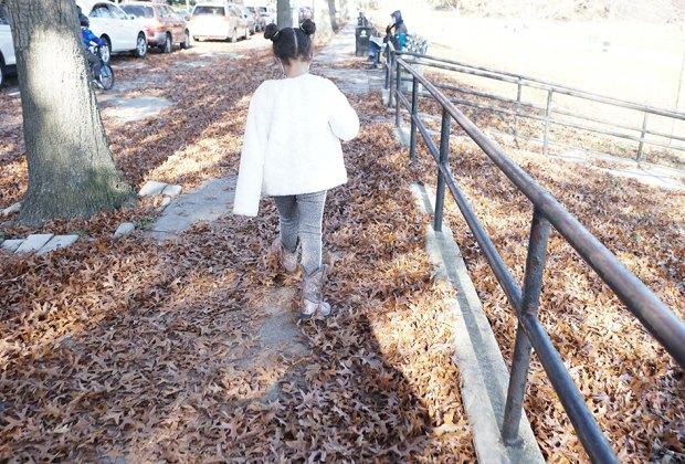 Van Cortlandt Park offers miles of hiking trails