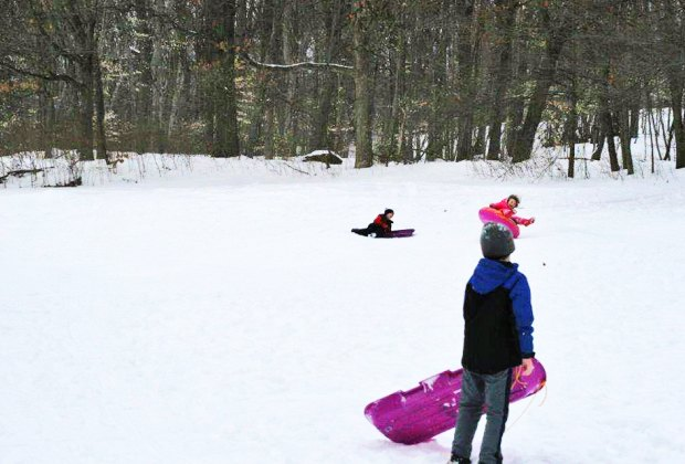 Van Saun County Park offers tons of fun beyond its sledding hill