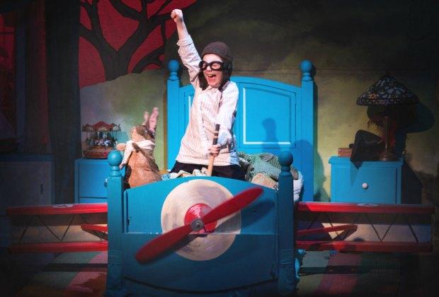 Velveteen Rabbit. Photo courtesy of Boston Children's Theatre