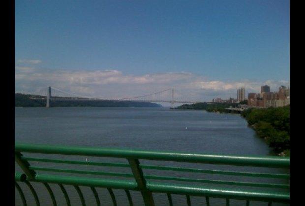 Gorgeous views of the George Washington Bridge
