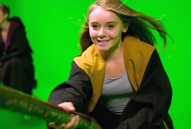 Photo courtesy of Warner Bros Studio Tour