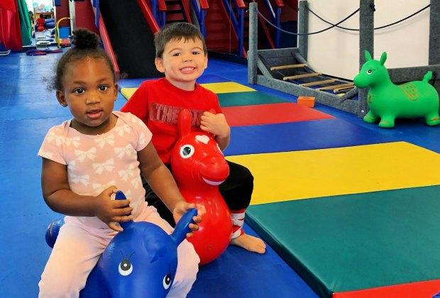 Indoor playground los angeles