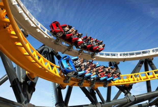 New at the SoCal Amusement Parks: Magic Mountain