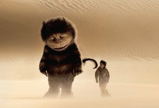 Where the Wild Things Are is showing in Brookline. Photo by Matt Nettheim courtesy of Warner Bros.