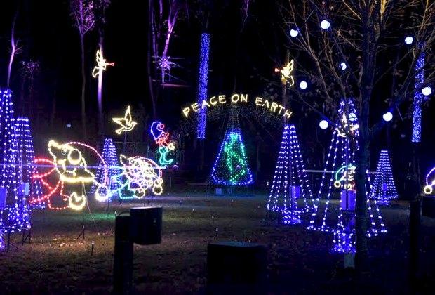 Westchester's Winter Wonderland is reimagined as a Christmas light drive-thru in 2020