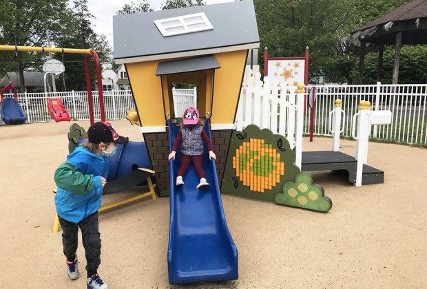 Wish Upon A Star Park in South Jersey