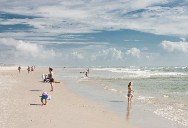 North Carolina Beaches For Families
