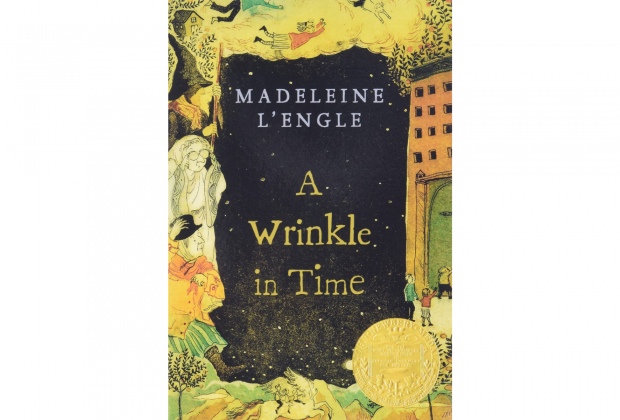 A Wrinkle in Time cover art best kids' books