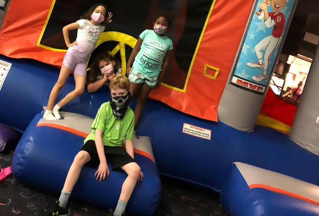 XL Sports World Indoor Play Spaces in New Jersey Open