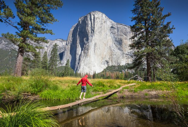 Family Road Trips From Los Angeles: Yosemite