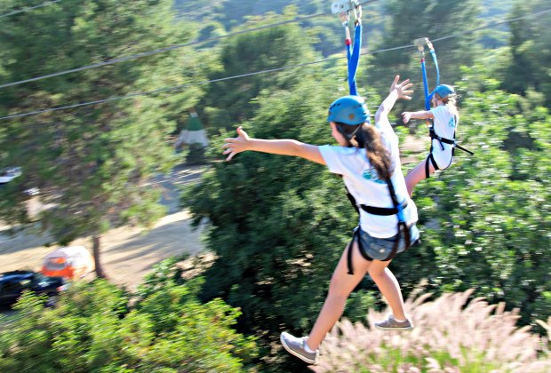 SoCal Campgrounds with Extra Entertainment For Kids: KOA Ventura Ranch
