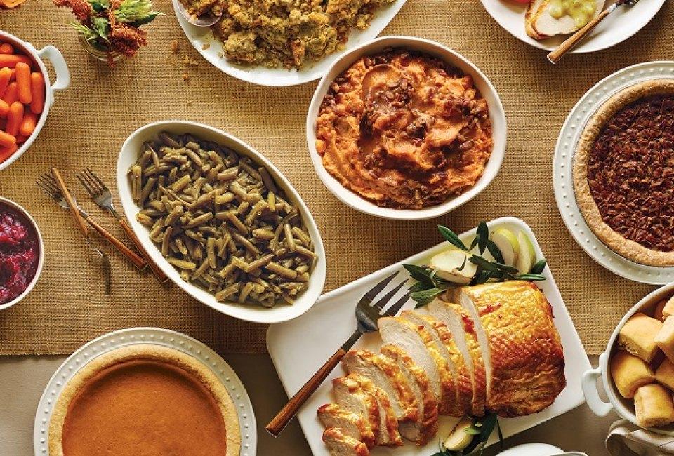 Kid Friendly Restaurants Open On Thanksgiving In Houston