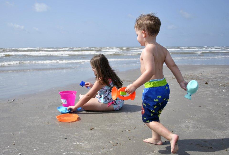 Best Family Friendly Beaches In Galveston