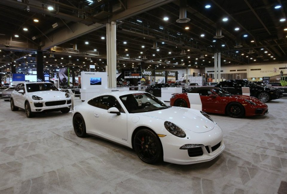 Houston Auto Show MommyPoppins Things To Do In Houston With - Car show houston