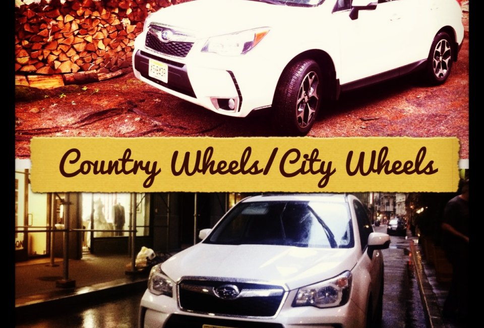 Getting from Here to There Safely: Test Driving the New 2014 Subaru