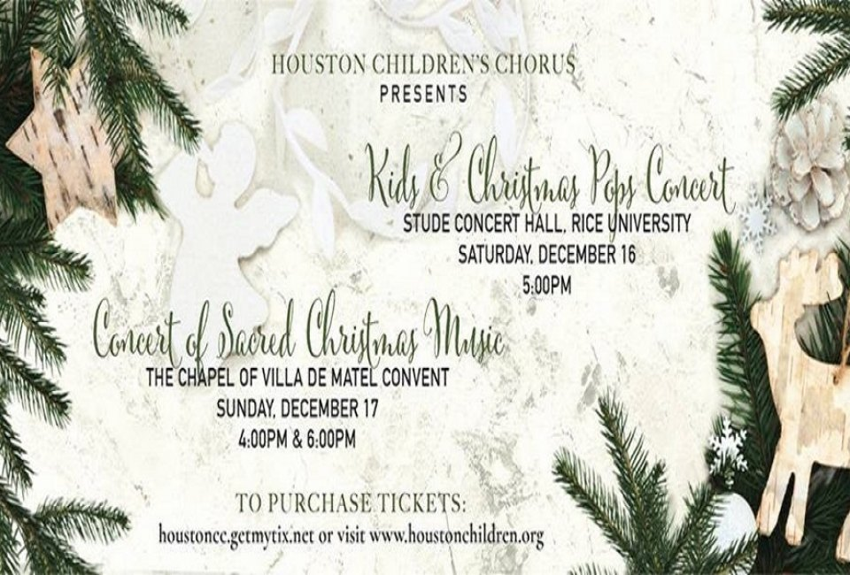 Concert of Sacred Christmas Music | MommyPoppins - Things to do in ...