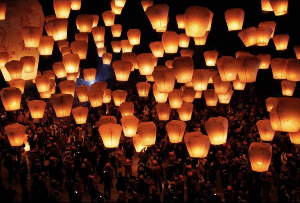 Ignite The Night, Lantern Festival
