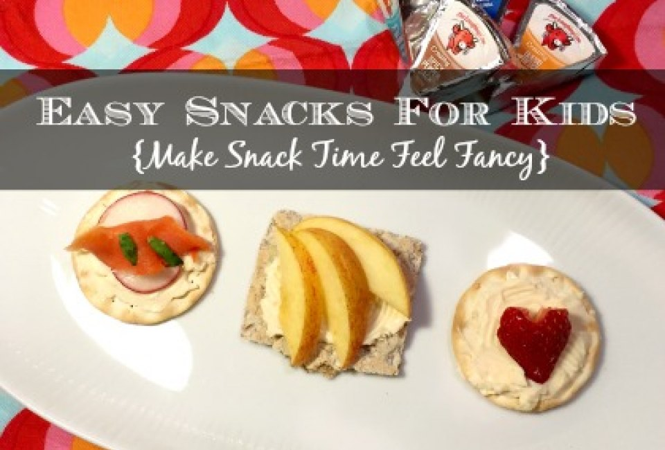 Easy Kid Friendly Snack Ideas To Make Any Day Feel Special