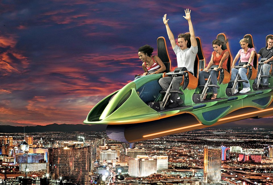 25 Things To Do In Las Vegas With Kids
