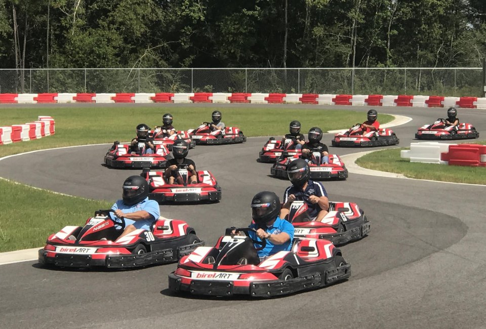 Outdoor Go-Karts Around Houston: The Ultimate Adrenaline Rush ...