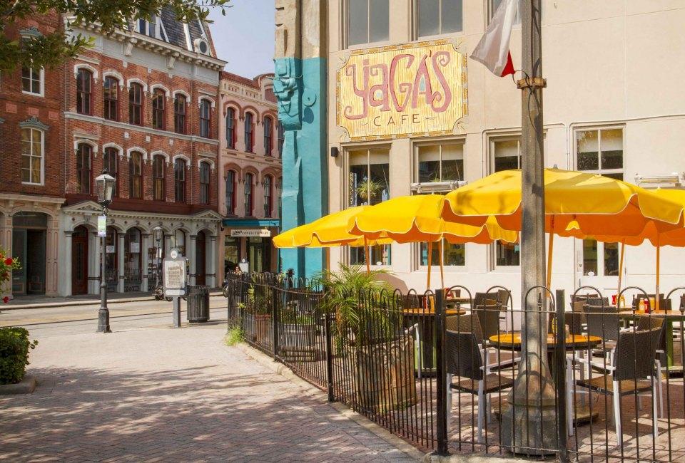 Best Picks For Doing Galveston Restaurant Week With Kids