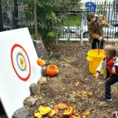 Things to do with kids: Weekend Fun: Pumpkin Smash, Maker Faires, Free Lincoln Center Show