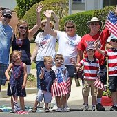 Things to do with kids: Things To Do with LA Kids July 4th Weekend: Red, White and Kaboom! July 4 - 5