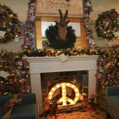 Things to do with kids: Visit the Fairfield Christmas Tree Festival at Burr Homestead