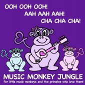 Music Monkey Jungle Sing Along: The Children's Boutique